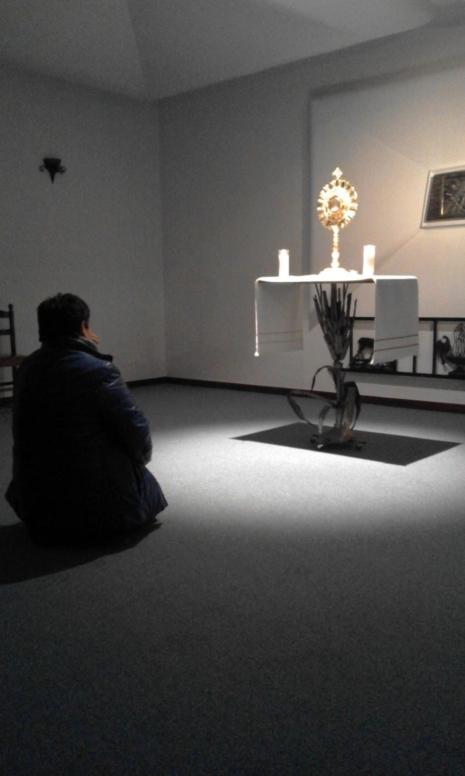 II encuentro monástico…