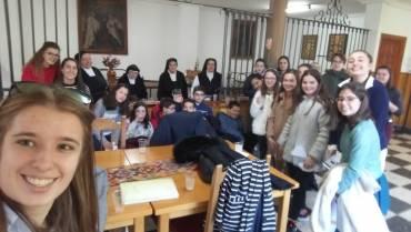 Un encuentro con la parroquia…