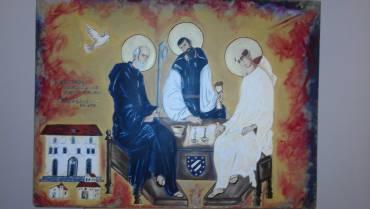 Solemnidad de Nuestros Fundadores: Roberto, Alberico y Esteban