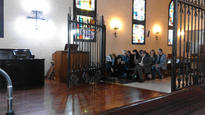 Una Eucaristía compartida