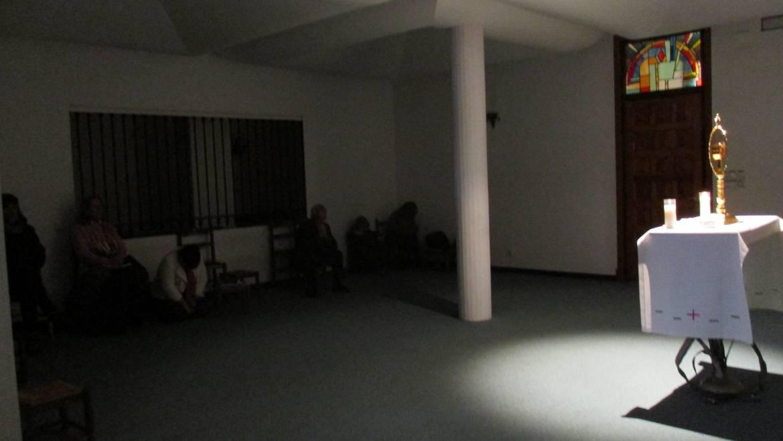 Encuentro en el Monasterio. Testimonio de Puri